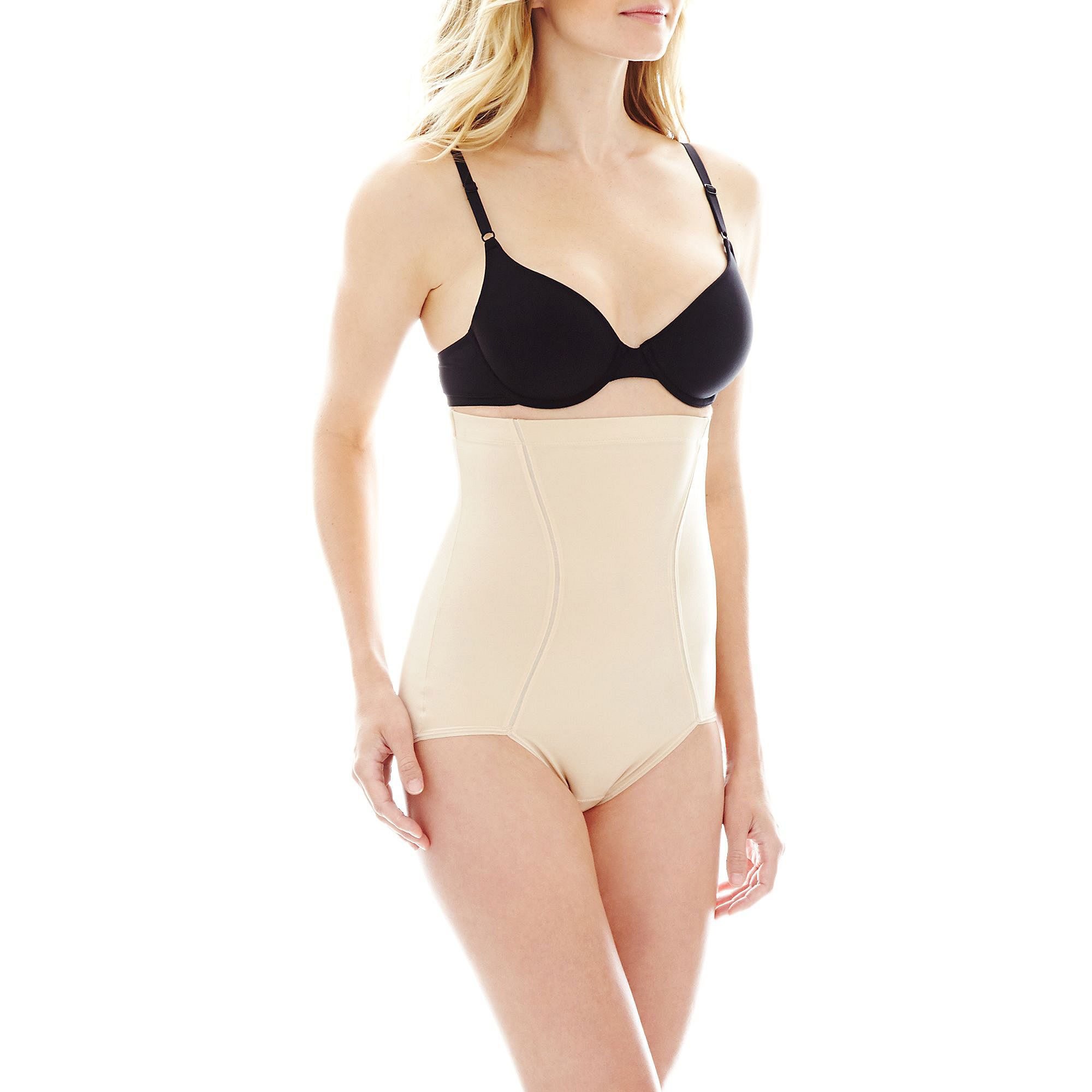 804e06d19ab ... UPC 037745297563 product image for Maidenform Power Slimmer High-Waist  Briefs - 2053