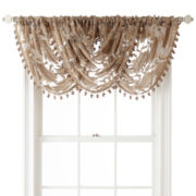 Royal Velvet® Belgravia Waterfall Valance