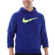 Nike® Graphic Fleece Pullover Hoodie