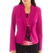Worthington® Essential 1-Button Blazer - Petite
