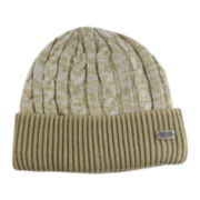Levi's® Fisherman Cable Twist Beanie