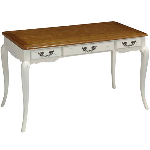 Beaumont Distressed Executive Desk