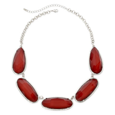jcpenney.com | Mixit™ Red Stone Necklace