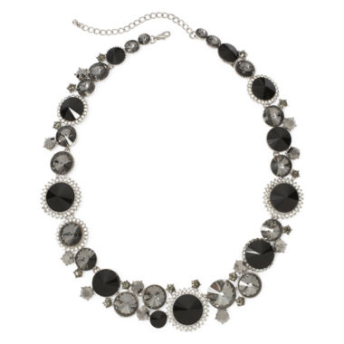 jcpenney.com | Natasha Multi-Stone Statement Necklace