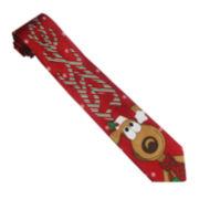 Hallmark® Vertical Reindeer Tie