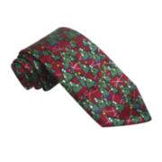 Hallmark® Multi-Foil Christmas Trees Tie