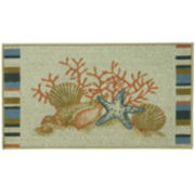 Bacova Seaside Rectangular Rug