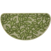 Bacova Leaf Sonata Wedge Rug