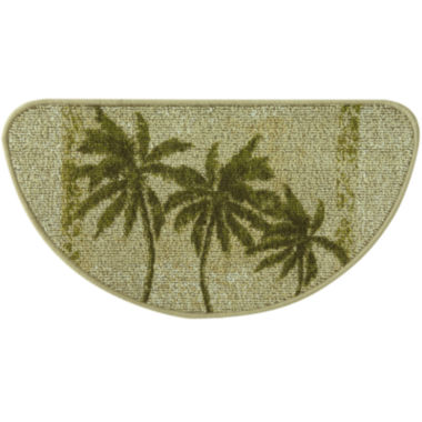 jcpenney.com | Bacova Paradise Palm Wedge Rug