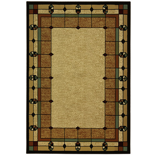 Bacova Windows Rectangular Rug