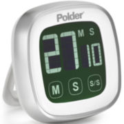 Polder® Digital Touch-Screen Timer