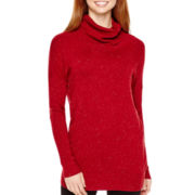 i jeans by Buffalo Long-Sleeve Cowlneck Sweater