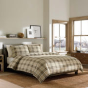 Eddie Bauer® Edgewood Plaid Duvet Cover Set