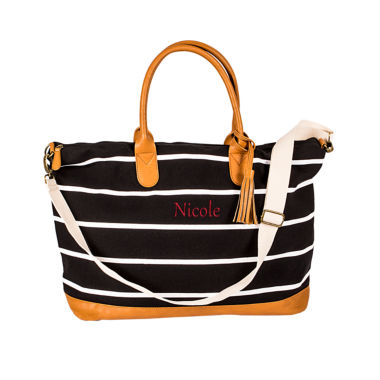 jcpenney.com | Cathy's Concepts Stripe Weekender Bag Tote