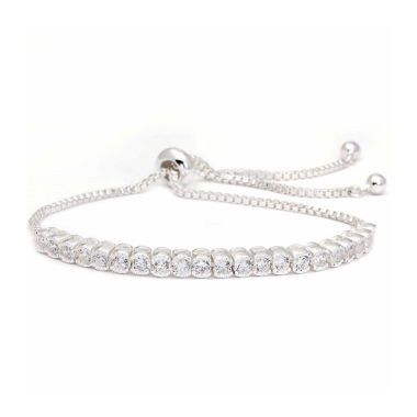 jcpenney.com | Sparkle Allure Cubic Zirconia Bangle Bracelet