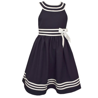 jcpenney.com | Bonnie Jean Sleeveless Fit & Flare Dress - Toddler