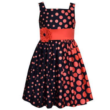 jcpenney.com | Bonnie Jean Sleeveless Drop Waist Dress - Toddler