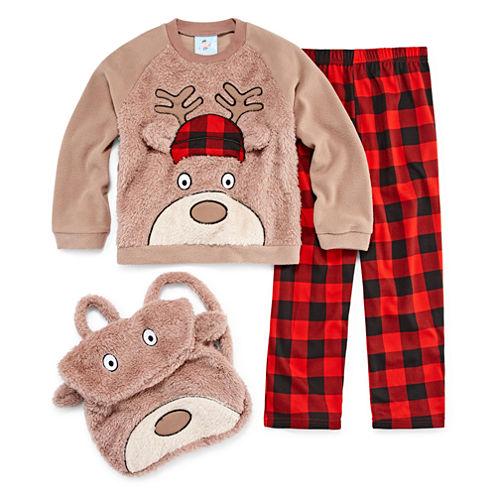 Bunz Kidz Pant Pajama Set Boys