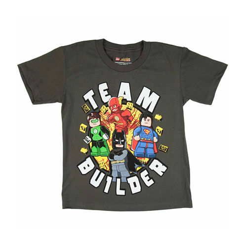 Lego Team Builder Graphic T-Shirt - Preschool 4-7X