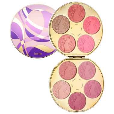 jcpenney.com | tarte Amazonian Clay Blush Palette Color Wheel