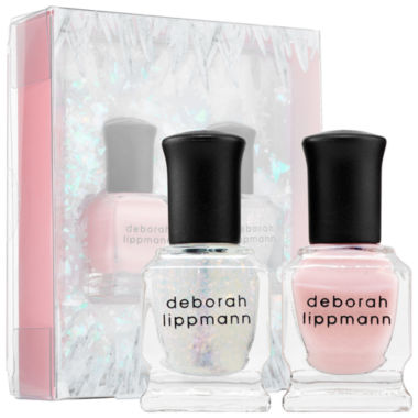 jcpenney.com | Deborah Lippmann Ice Princess Nail Polish Set
