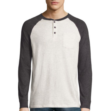 jcpenney.com | Lee Long Sleeve Henley Shirt