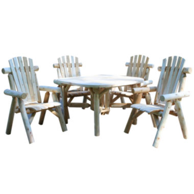 jcpenney.com | Roundabout Table 4 Dining Chair Grouping