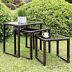 3-pc. Patio Side Table