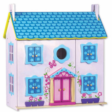 jcpenney.com | Wood Doll House With Furniture