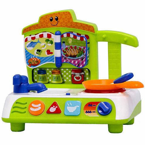 3-pc. Play Kitchen