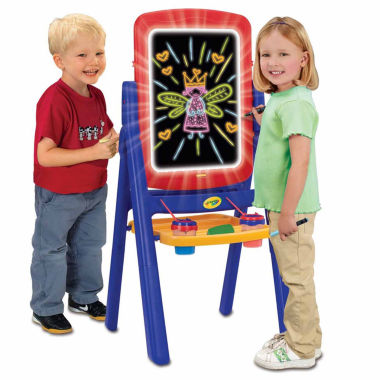 jcpenney.com | Grow'N Up Qwikflip Glow Kids Easel