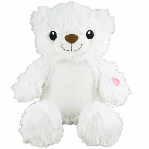 "Winfun 12"" Light Up Bear Stuffed Animal"""