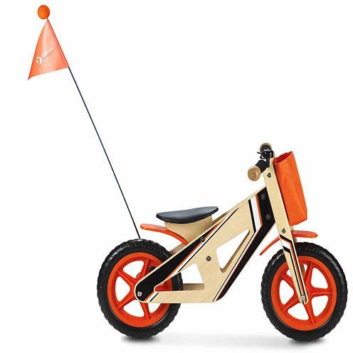 Classic Toy Wooden Walking Bike