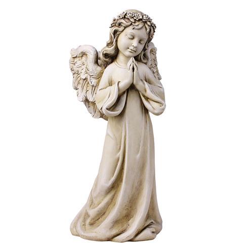"16""  Angel Child  Outdoor Planter"