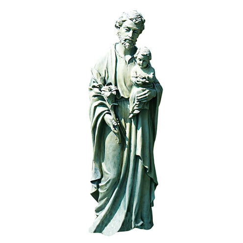 "20""  St. Joseph Outdoor Figure"