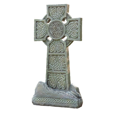 "jcpenney.com | 16.25"" Celtic Garden Cross Outdoor Statue"