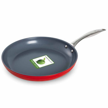 "jcpenney.com | Fiesta 9.5"" Ceramic Nonstick Frying Pan"