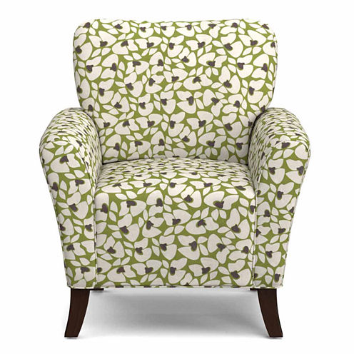 June Floral Chair