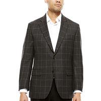 Stafford Merino Wool Sport Coat (Classic Fit)