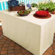 Folding Table Special Length Tablecloth