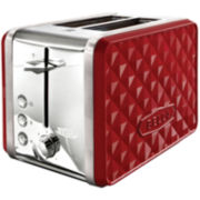 Bella™ Diamonds Collection 2-Slice Toaster