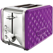 CLOSEOUT! Bella™ Diamonds Collection 2-Slice Toaster