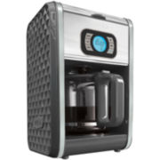 Bella™ Diamonds Collection 12-Cup Programmable Coffee Maker