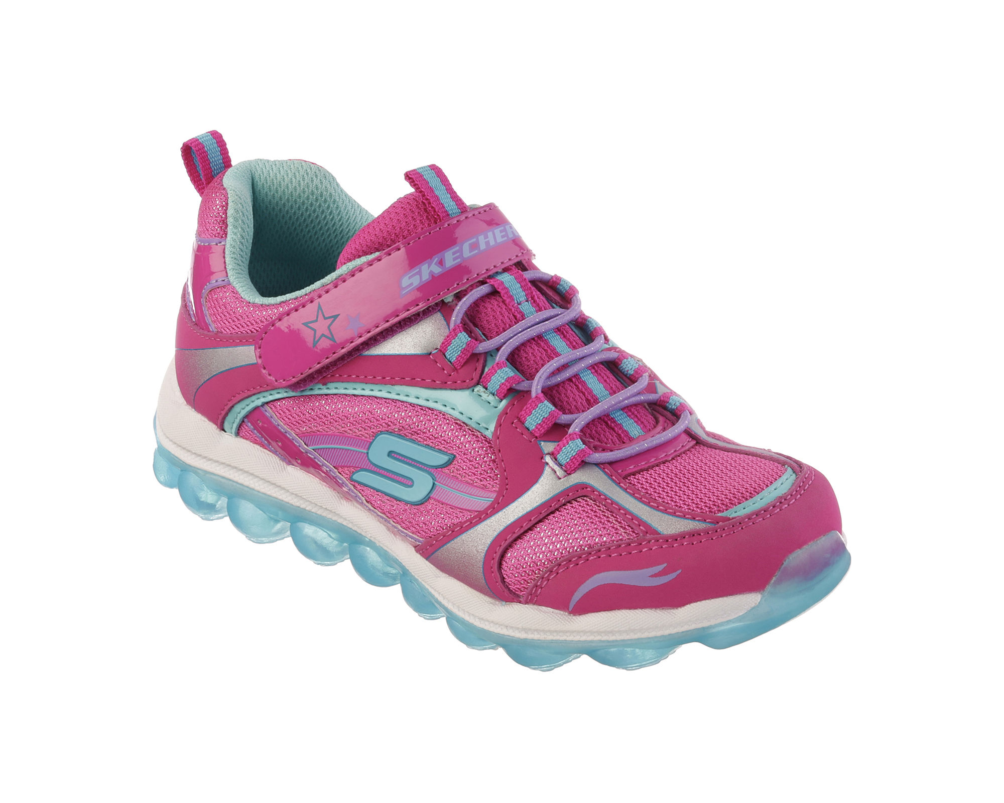 Kids' Skechers provide all-day comfort that will keep them feeling great. Shop Kohl's for all your footwear needs, and take the first step toward fiding a great pair of shoes! Kohl's features many different styles of Sketchers shoes for your whole familiy, including boy's Skechers shoes and girl's Skechers shoes.