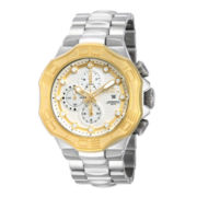 Invicta® Pro Diver Mens Stainless Steel Chronograph Sport Watch