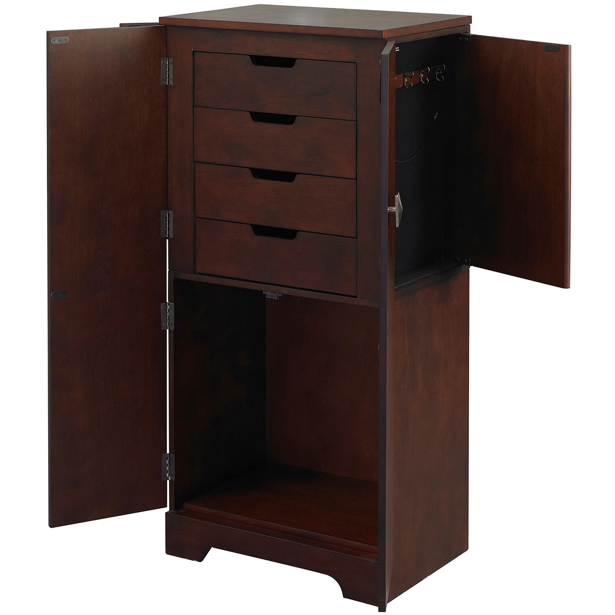 Vanity Set With Jewelry Armoire Search