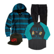 Despicable Me Tee, Zoo York® Hoodie, DC Shoes® Pants or Vans® Hat - Boys