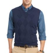 Van Heusen® Argyle Sweater Vest