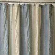 Seersucker Stripe Shower Curtain