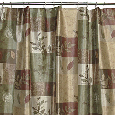 bacova sheffield shower curtain. Black Bedroom Furniture Sets. Home Design Ideas